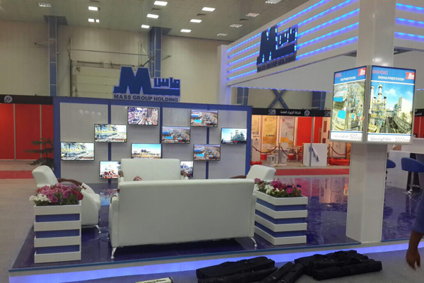 Mass Group Holding Exhibition – AL ABSHAR For Marketing & Media